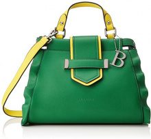 Bulaggi Poussin Handbag - Borse a secchiello Donna, Grün, 13x23x28 cm (B x H T)