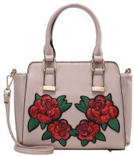 Call it Spring COPPERHILL Borsa a mano light pink