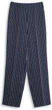ESPRIT Collection 037eo1b007, Pantaloni Donna, Blu (Navy), 42
