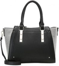 New Look FELT MINI MARS             Borsa a mano black