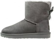 UGG MINI BAILEY BOW II Stivaletti grey