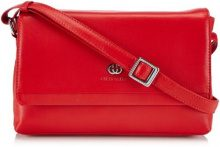 Gerry Weber Piacenza Flap II 4080002484, Borsa a tracolla Donna, Rosso (Rot (red 300), 27x16x8 cm (L x A x P)