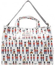 Cath Kidston DISNEY OPEN CARRY ALL WITH STRAP Shopping bag ivory