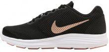 Nike Performance REVOLUTION 3 Scarpe running neutre black/metallic red bronze/white