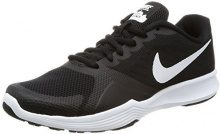 Nike City Trainer, Scarpe da Running Donna, Nero (Black/White), 37.5 EU