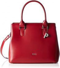 Picard Berlin, Borsa a Mano Donna, Rosso (Rot), 15x24x29 Centimeters (B x H x T)