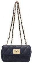 Dorothy Perkins CHAIN SHOULDER Borsa a tracolla navy