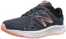 New Balance 420v3, Scarpe Sportive Indoor Donna, Grigio (Dark Grey), 36.5 EU