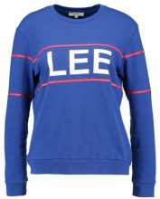 Lee RETRO LOGO  Felpa indigo flash