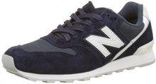 New Balance WR996, Sneaker Donna, Blu (Navy), 41.5 EU