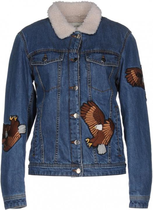 OTHER jeans JEANS EACH X Bantoa Capispalla 50nBg7Rwqx
