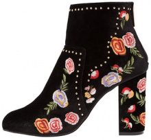 Miss Selfridge DIXIE Stivaletti con tacco black