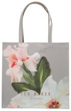 Ted Baker HERMCON CHATSWORTH BLOOM LARGE ICON Shopping bag midgrey