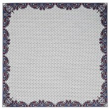 Rock Angel Paisley Dots 53x53-Scialle Donna    Mehrfarbig (black/white 911) 6