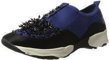 Carvela CarvelaLola NP - Low-Top Donna, Blu (Blau (Blue)), 40