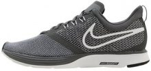 Nike Performance ZOOM STRIKE Scarpe running neutre dark grey/white/black