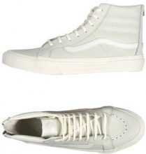 VANS UA SK8-HI SLIM ZIP - LEATHER - CALZATURE - Sneakers & Tennis shoes alte - su YOOX.com