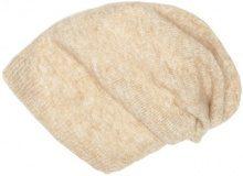 Stefanel VO102DF1126, Cappello Invernale Donna, Beige (beige1245), Taglia Unica
