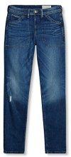 ESPRIT 027ee1b033, Jeans Donna, Blu (Blue Medium Wash), W27/L32 (Taglia Produttore: 27)
