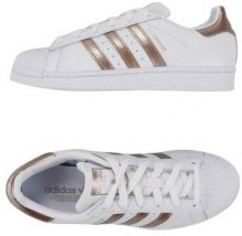 ADIDAS ORIGINALS SUPERSTAR W - CALZATURE - Sneakers & Tennis shoes basse - su YOOX.com