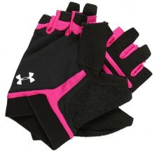 Under Armour FLUX TRAINING GLOVE Guanti mezze dita black