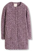 ESPRIT 086EE1G014, Giubbotto Donna, Multicolore (BORDEAUX RED), 36