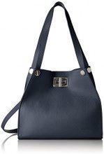 Bags4Less Gloria - Borse a spalla Donna, Blau (Dunkelblau), 11x27x31 cm (B x H T)