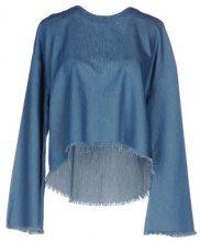KENDALL + KYLIE  - JEANS - Camicie jeans - su YOOX.com