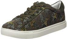 lola cruz Donna 207z07bk scarpe sportive verde Size: 38