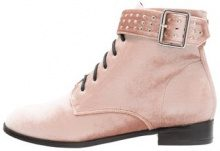 Miss Selfridge DAWN Stivaletti stringati pink