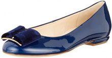 Högl 4-10 1085 3100, Ballerine Donna, Blu (Navy), 40 EU