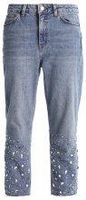Topshop Petite Jeans baggy middenim