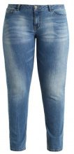 Junarose JRKIMBRAN STRAIGHT  Jeans a sigaretta medium blue denim