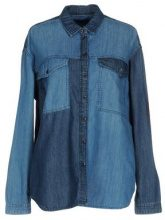 PEPE JEANS  - JEANS - Camicie jeans - su YOOX.com