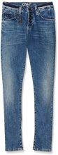 ONLY Onlliberty Antifit Dnm Jean Rim3666 Noos, Jeans Donna, Blu (Medium Blue Denim), W32/L34 (Taglia Produttore: 32)