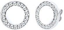 Elli–Orecchini da donna in argento Sterling 925Swarovski cristallo bianco taglio brillante 309331313
