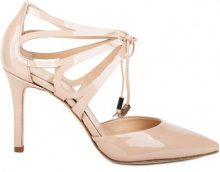 Scarpe Chantal  CALZATURE DECOLLETE DONNA 225 VERNICE NUDE PE17
