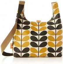Orla KielyMidi Sling Bag - Borsa a tracolla donna , Midi Sling Bag, giallo