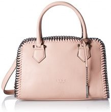 LYDC London G1736 - Borsa Donna, Pink (Rose), 11.5x21x32 cm (B x H T)