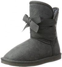 Fritzi aus Preussen Antke Fur Boot Tights, Stivali Antiscivolo Donna, Grigio (Grey), 38 EU