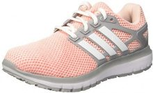 adidas Energy Cloud W, Scarpe Running Donna, Rosa (Icey Pink/Footwear White/Mid Grey), 38 2/3 EU