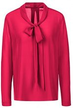 Marc Cain Collections HC 51.12 W45, Camicia Donna, Mehrfarbig (Pink 241), 44 (Taglia Produttore: N3/38)