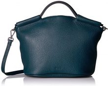 Ecco Sp 2 Medium Doctors Bag - Borse a spalla Donna, Grün (Green), 14x23x34 cm (B x H T)