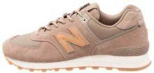 New Balance WL574 Sneakers basse mushroom