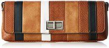 PicardClutch Strip - Sacchetto Donna , marrone (Braun (Gognac)), Taglia unica