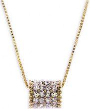 Collane Fashionvictime  Collana Donna  - Gioiello Placcato Oro - Cristallo