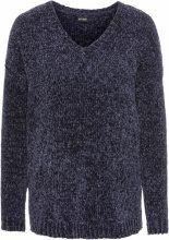 Pullover in ciniglia (Blu) - BODYFLIRT