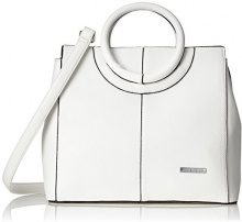 Bulaggi Bazmar Handbag - Borse a secchiello Donna, Weiß, 13x25x30 cm (B x H T)