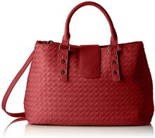 SansibarSansibar - Borsa a mano Donna , rosso (Rot (Rot (Red))), 17x24x35 cm (B x H x T)
