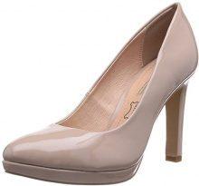 Buffalo Shoes H748-1 P1236S, Scarpe con Tacco Donna, Rosa (PINK 34), 40 EU